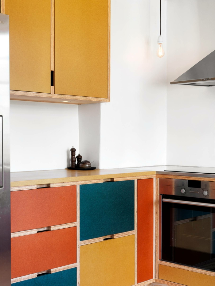 Prepare a cozinha individualmente