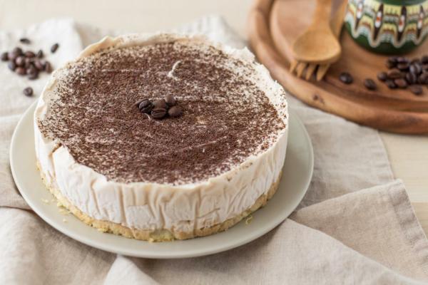 kaffee eis torte rezept