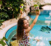 Kindermode mit frischen Mustern bereitet den Kleinen viel Freude