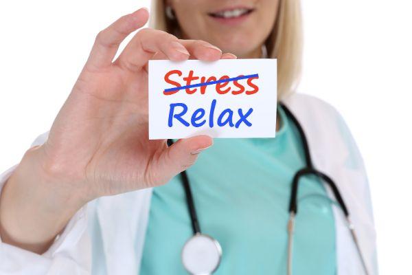 komplette Entspannung Stress abbauen - trends