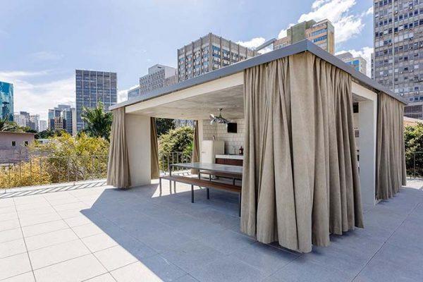 moderne Gartenhäuser Trends im Design