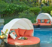 Moderner Garten mit Pool -Gestaltungsideen für die eigene Wohlfühloase