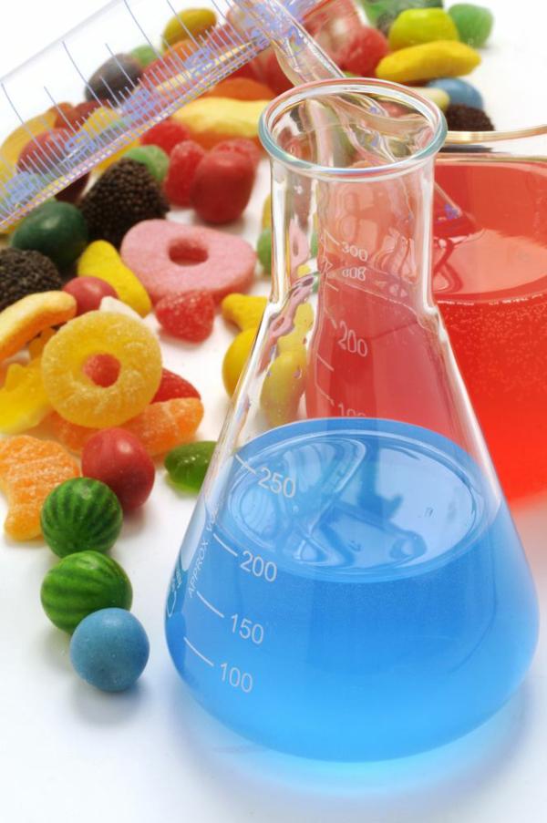 nanopartikel in süßigkeiten