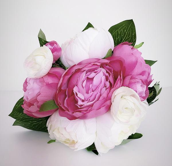 pfingstrosen in der vase schnittblumen richtig pflegen nützliche tipps