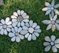 Es ist ja an der Zeit, dass Sie schöne Sommer Gartendeko selber machen