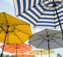 Den richtigen Sonnenschutz für Balkon, Garten und Fenster finden