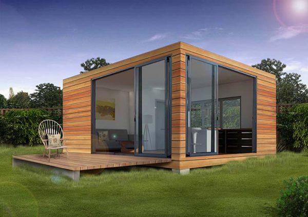 tolle moderne Designs moderne Gartenhäuser