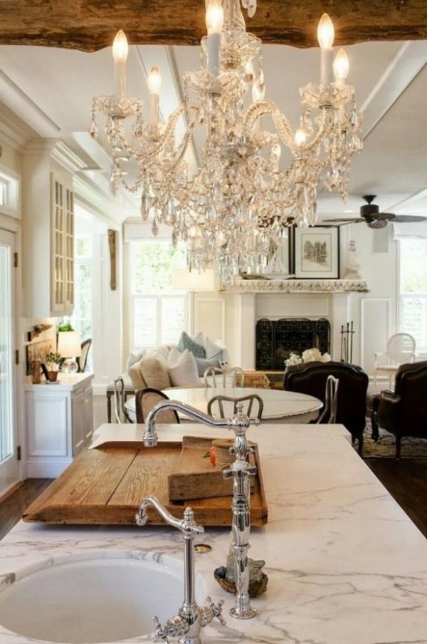 wohnküche einrichten stilvolle dekoideen schönes einrichtugnskonzept
