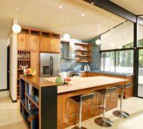 Wohnküche einrichten und das Zusammensein genießen