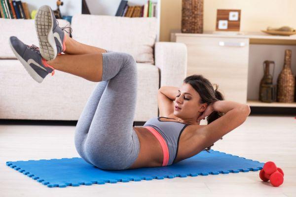 Übungen für einen straffen Bauch Gesundes Leben Tipps