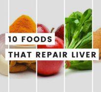 10 Lebensmittel, die die Leber reinigen plus Wissenswertes über die Gesundheit der Leber