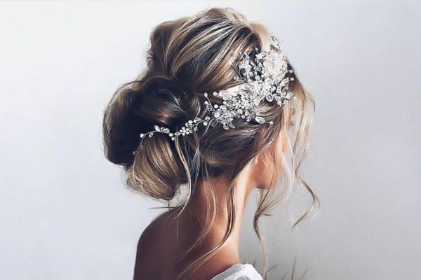 Brautfrisuren Warum sind Hochsteckfrisuren die beste Wahl für Ihren Hochzeitstag