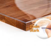 Tischschutzfolie- wann soll man den Tisch folieren und warum?