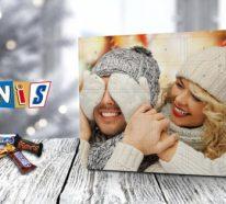 Foto-Adventskalender bestellen und die Vorweihnachtszeit voll auskosten