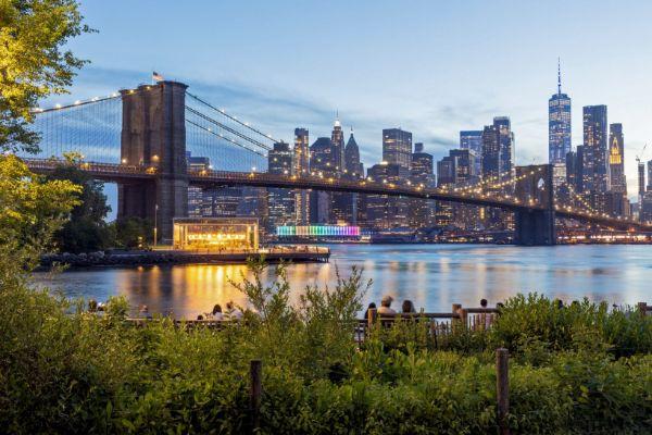 Gartenideen Brooklyn Bridge