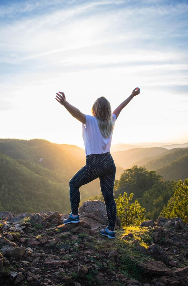 Gehen zum Abnehmen und andere Vorteile dieser Aktivität ziele setzen und erfüllen