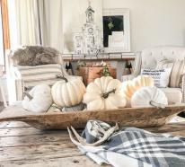 Tolle Herbstdeko auf dem Kaffeetisch – so landet die neue Saison direkt in Ihrem Wohnzimmer!