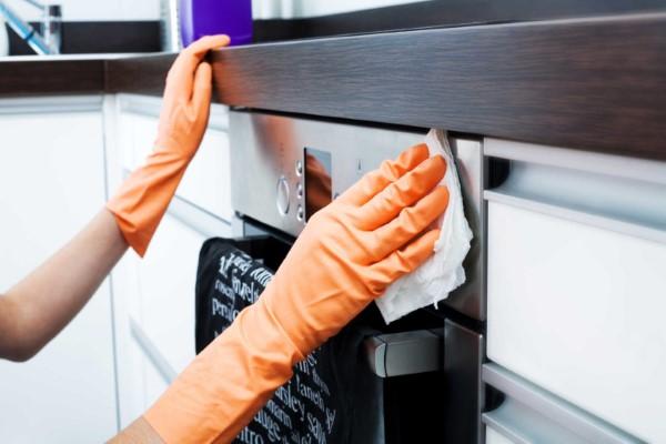 Herbstputz im Heim und Garten – natürliche Putzmittel und Checkliste küche gut reinigen putzen ofen