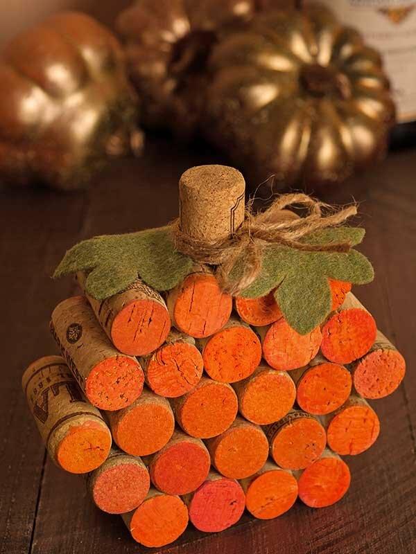 Holen Sie sich den Herbst ins Haus