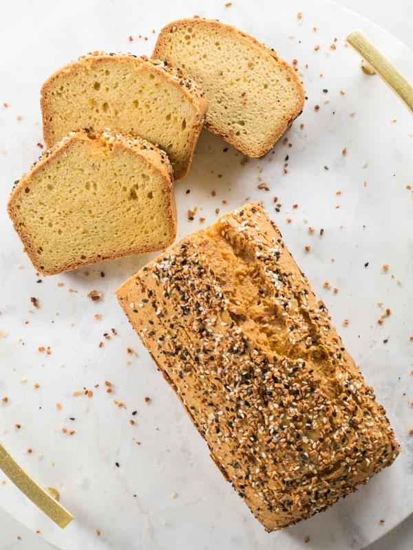 Keto Brot Rezepte Zubereitung