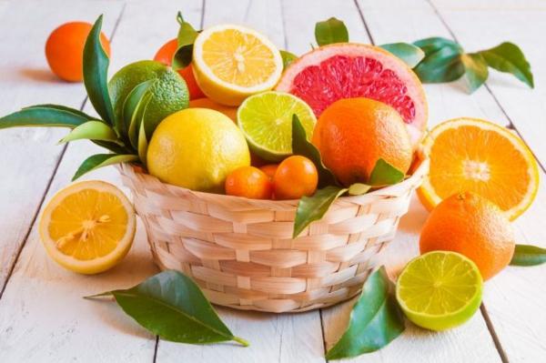 Lebensmittel, die die Leber reinigen Zitrusfrüchte