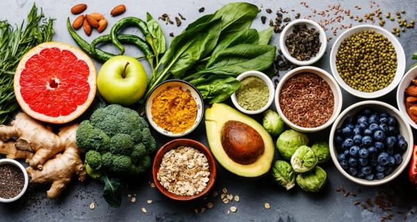Lebensmittel für Ihre Lebergesundheit