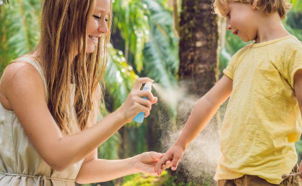Ideias para repelentes de picadas de mosquito