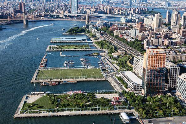 Moderne Stadtplanung Gartenideen