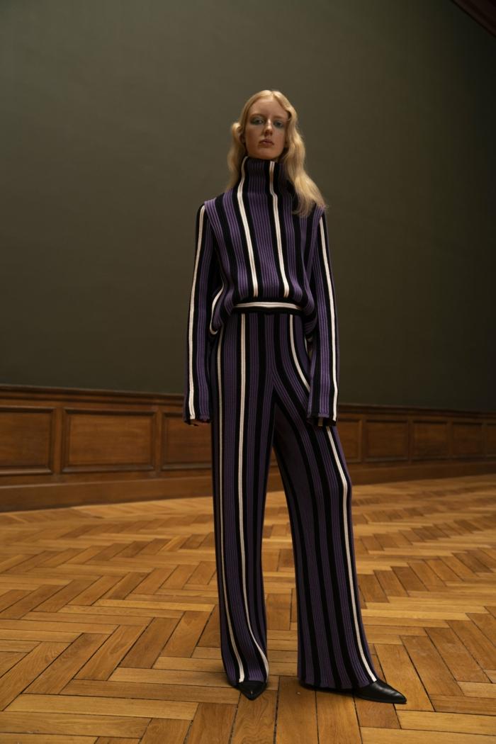 Modetrends Damen 2021 die zeichen der zeit lila