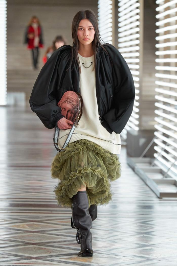 Modetrends Damen 2021 elektrisch gluehend