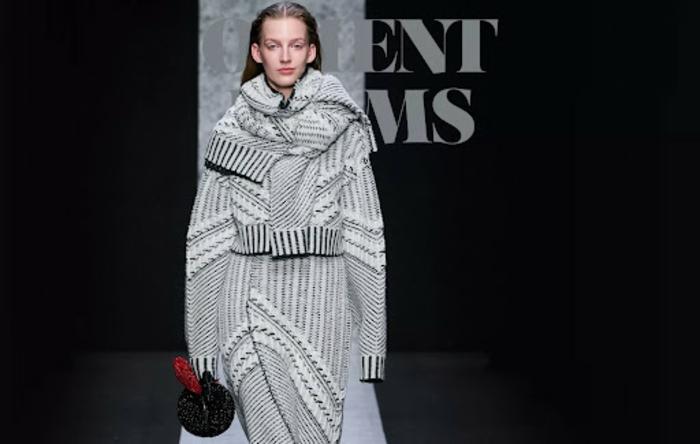 Modetrends Damen 2021 gut umwickelt