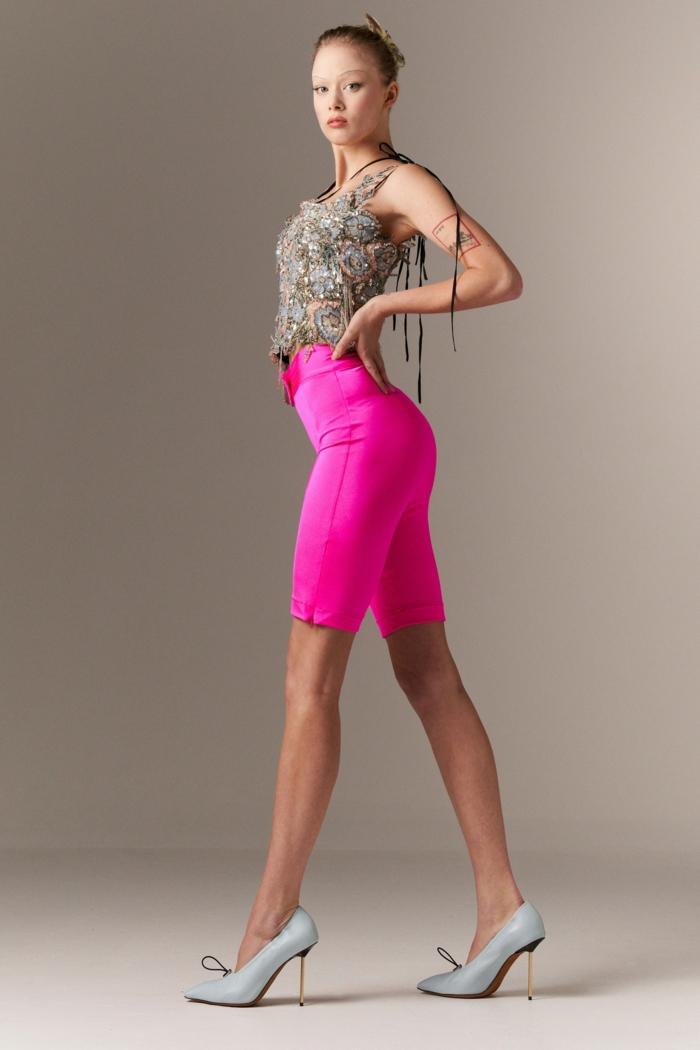 Modetrends Damen 2021 pop prinzessinnen kurz