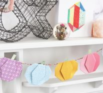 Origami Herbst Deko selber machen – Ideen und Anleitung nach japanischer Art