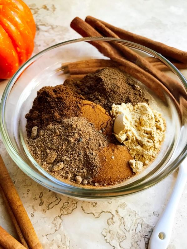 Pumpkin Spice Latte – köstliche Rezeptideen mit Kürbisgewürz gewürzmischung selber machen