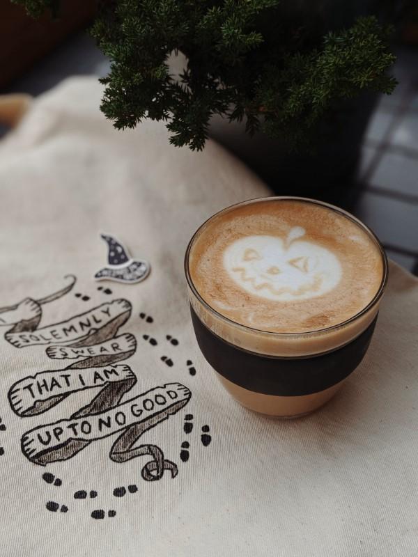 Pumpkin Spice Latte – köstliche Rezeptideen mit Kürbisgewürz halloween rezept kaffee