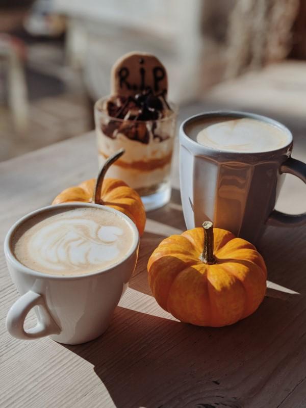 Pumpkin Spice Latte – köstliche Rezeptideen mit Kürbisgewürz kürbis rezepte lecker