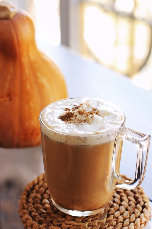Pumpkin Spice Latte – köstliche Rezeptideen mit Kürbisgewürz kaffee getränk herbst