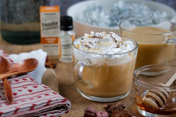 Pumpkin Spice Latte – köstliche Rezeptideen mit Kürbisgewürz leckere rezept ideen kaffee