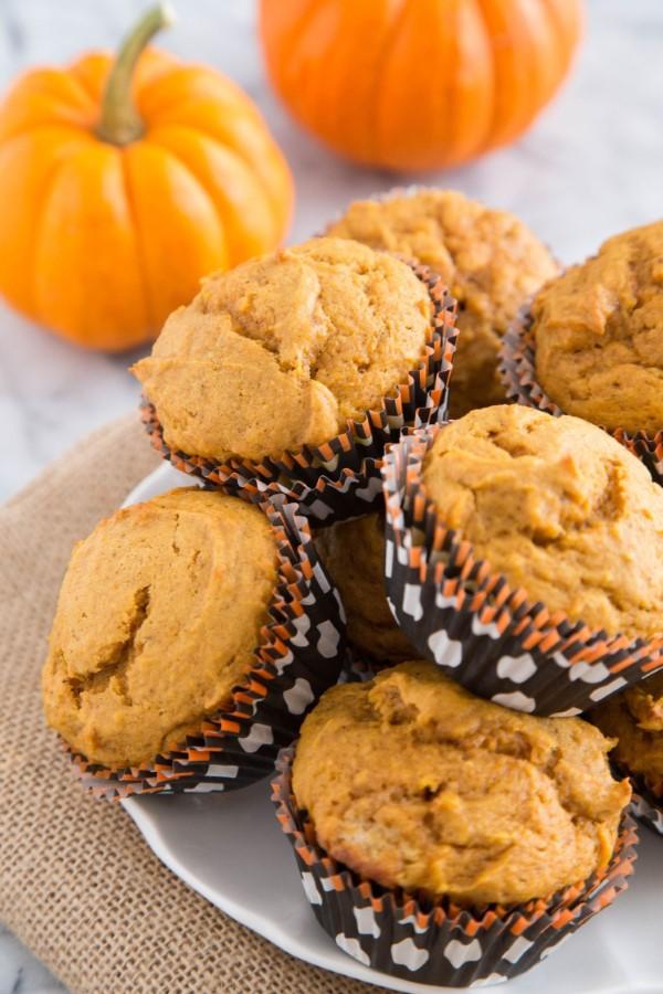 Pumpkin Spice Latte – köstliche Rezeptideen mit Kürbisgewürz muffins mit kürbis gewürz