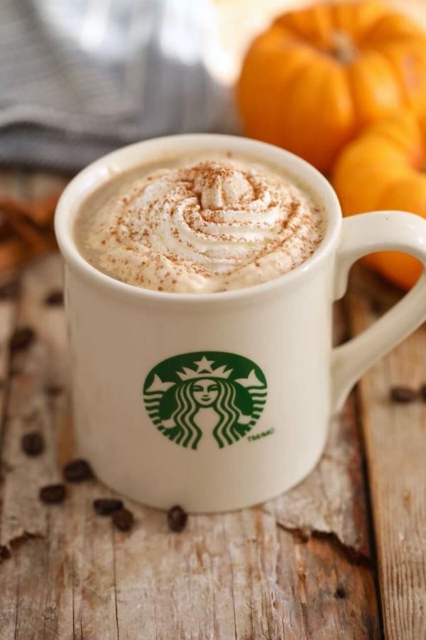Pumpkin Spice Latte – köstliche Rezeptideen mit Kürbisgewürz starbucks getränk rezept