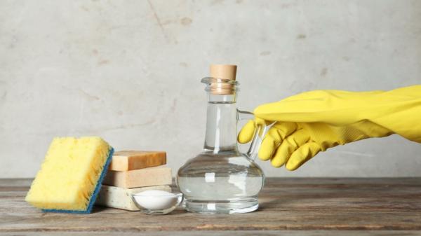 Rost entfernen Hausmittel Apfelessig Rostentferner