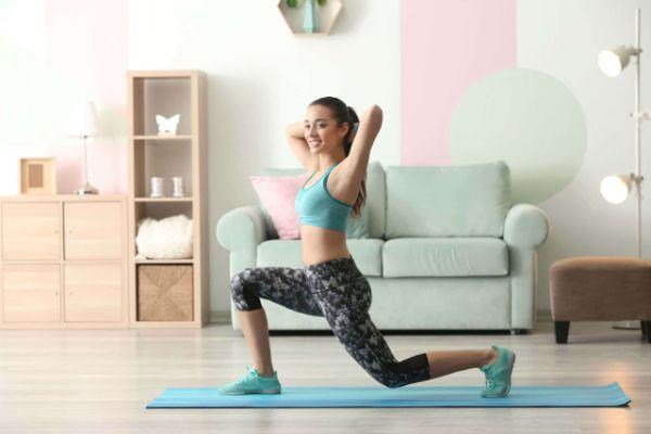 Sport treiben und ohne Diät abnehmen