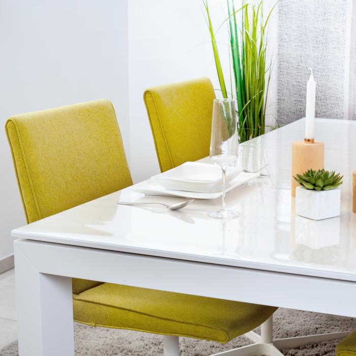 Tischschutzfolie Staerke vielseitig anwendbar
