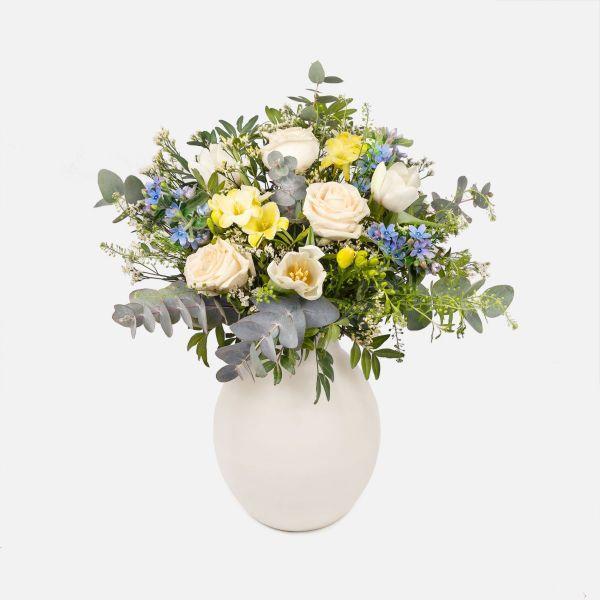 Tolle Blumenstauß Deko Ideen