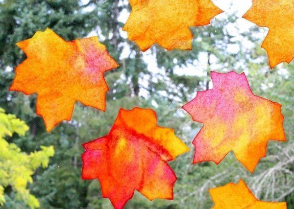 Tolle Herbstblätter Ideen Trends