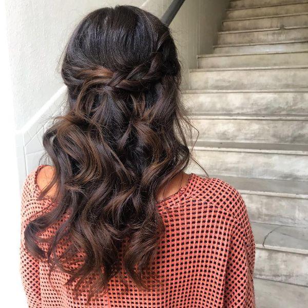 Tolle lange Haare Frisuren Haartrends
