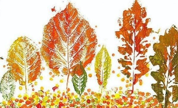 Trendige Ideen Herbst Fensterbilder Acryl