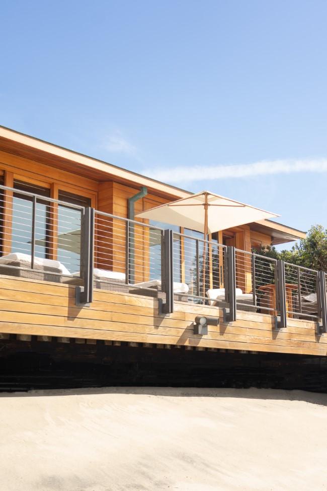 Geländer für Veranda und Co. – kurze Kaufberatung für Hausbesitzer kabel geländer modern