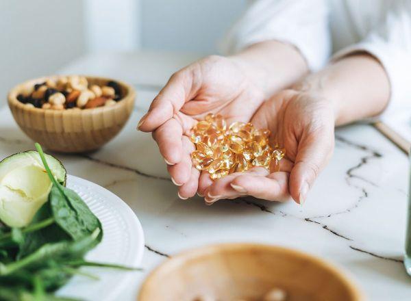 Vitamin D durch viele gesunde Lebensmittel