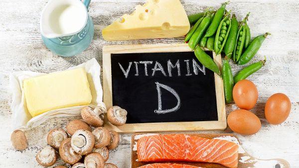 Vitamin D gesunde Lebensmittel Ideen